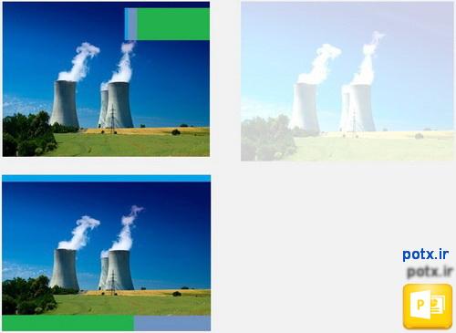 قالب برج خنک کننده