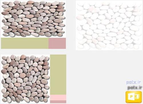 قالب تزئین با سنگ