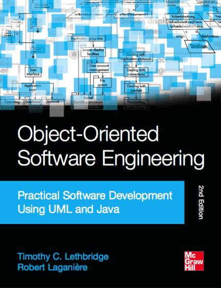 مقاله آموزشی زبان اصلی Object-Oriented Software Engineering